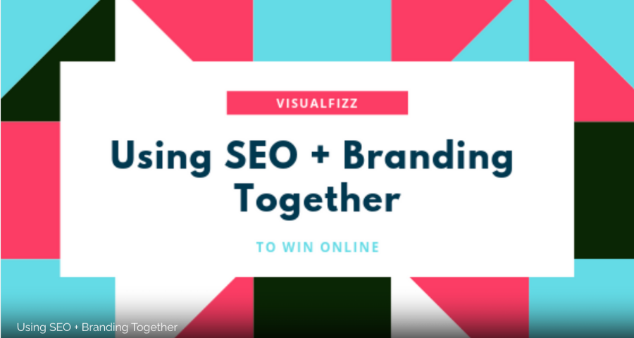 Using SEO and Branding Together Blog Post