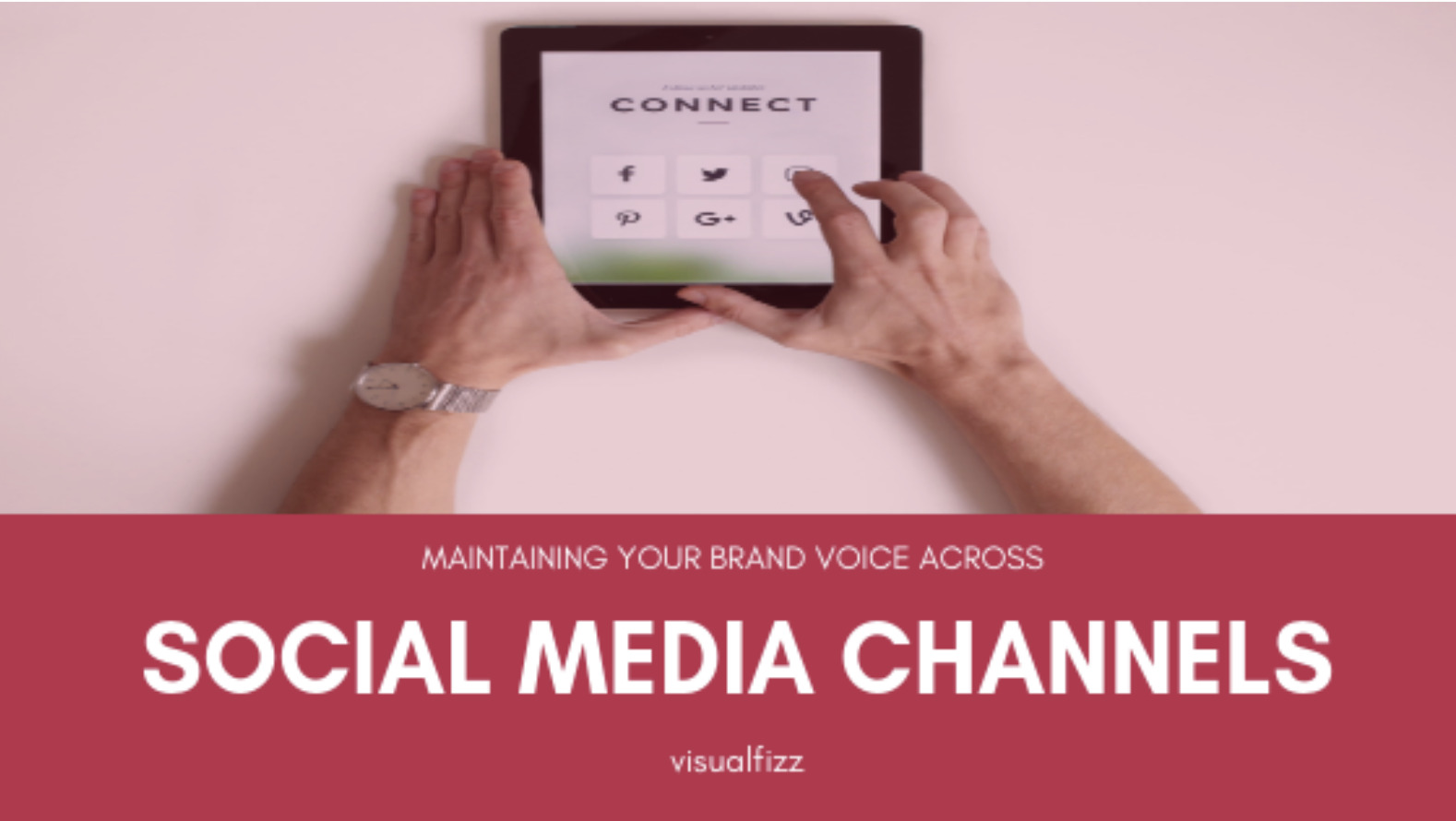 Brand Voices for Different Social Media Channels