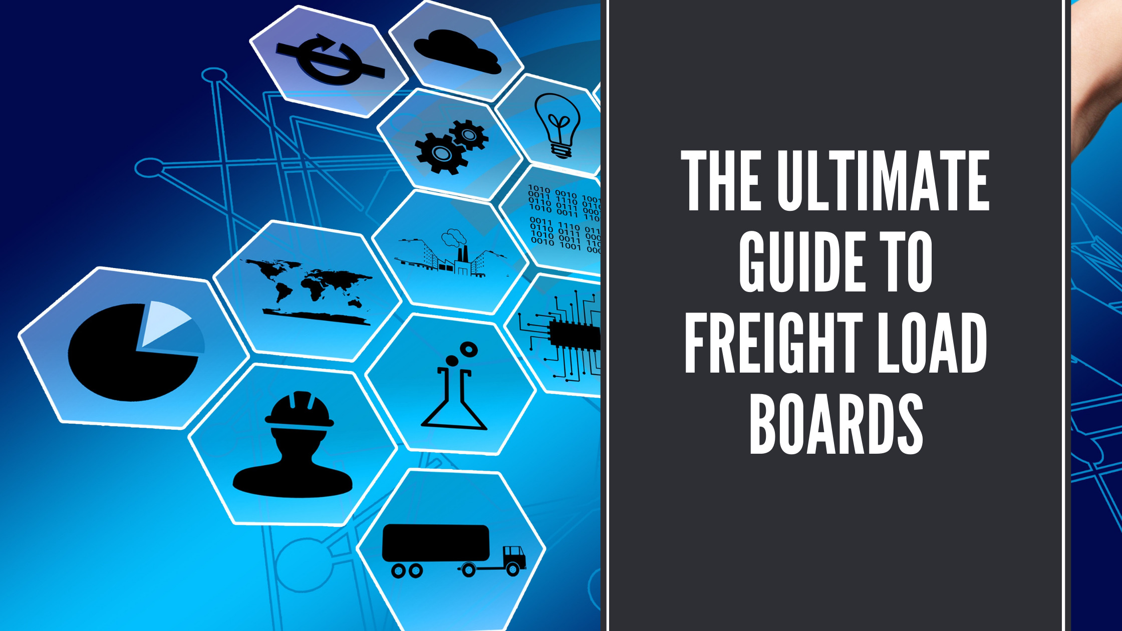 the ultimate guide to freight load boards blog post