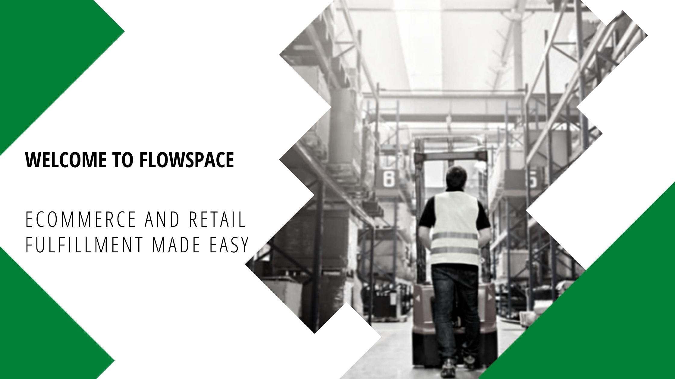 Welcome to FlowSpace Landing Page Cover